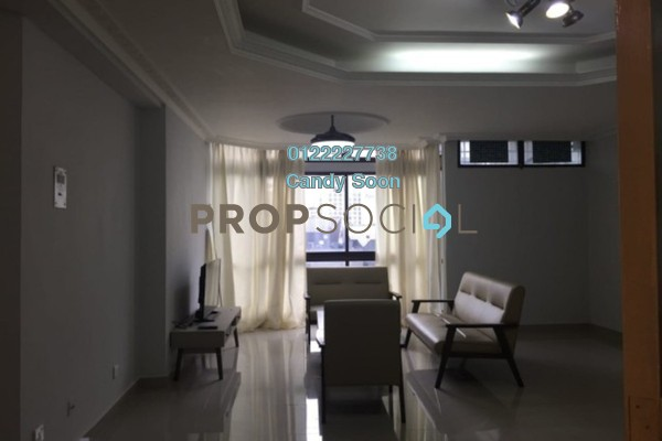 Condominium For Sale in Fahrenheit 88, Bukit Bintang Freehold Fully Furnished 2R/1B 980k