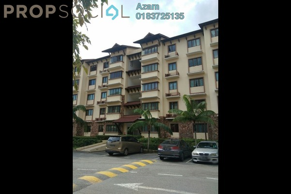 Condominium For Rent in Desa Idaman Residences, Puchong Freehold Semi Furnished 3R/2B 1.3k