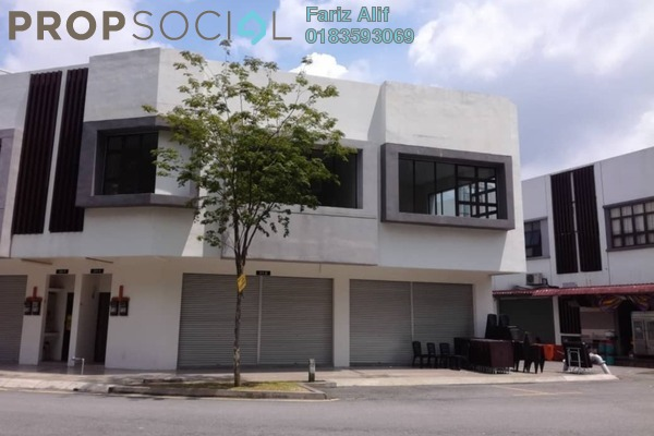 For Rent Shop at Trivo, Bukit Jelutong Freehold Unfurnished 0R/2B 3.5k