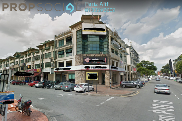 Shop For Sale in Sunway Mentari, Bandar Sunway Freehold Semi Furnished 0R/0B 6.8m