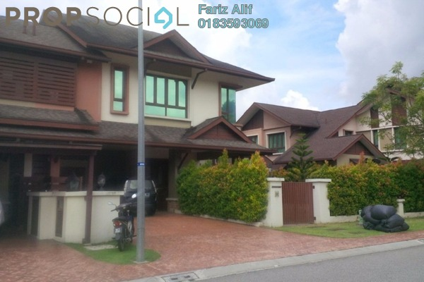Semi-Detached For Rent in D'Puncak, Bukit Jelutong Freehold Semi Furnished 6R/6B 5.5k