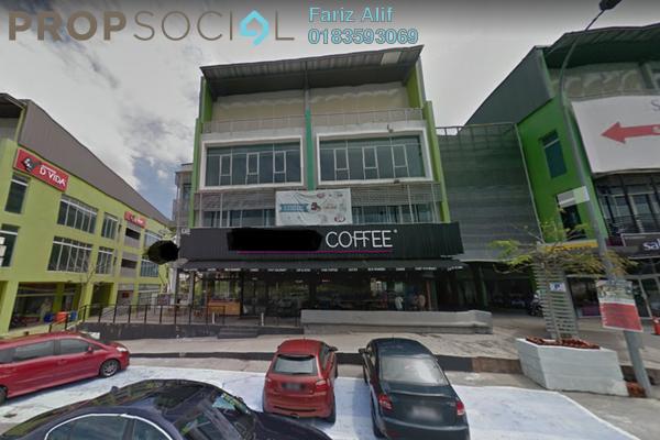 For Rent Shop at D'Vida, Bukit Jelutong Freehold Semi Furnished 0R/2B 10k