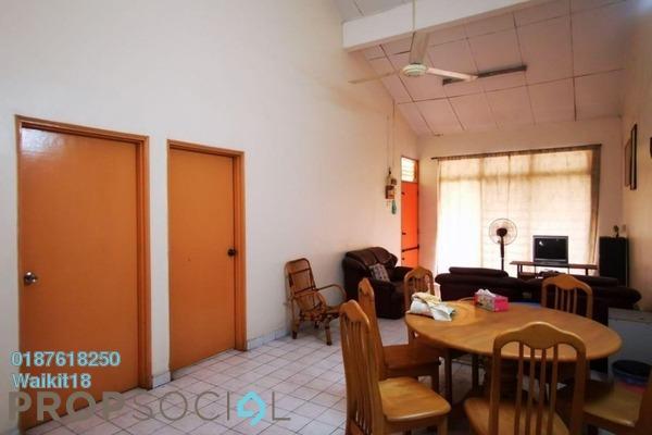 Terrace For Sale in Taman Puteri Wangsa, Ulu Tiram Freehold Semi Furnished 3R/2B 325k