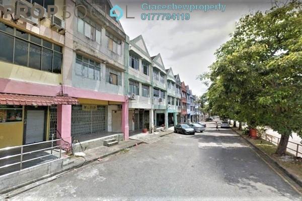 Shop For Sale in Taman Puteri Wangsa, Ulu Tiram Freehold Semi Furnished 4R/6B 543k