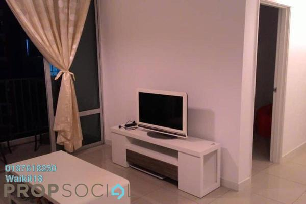 Condominium For Rent in Greenfield Regency, Skudai Freehold Fully Furnished 3R/2B 1.5k