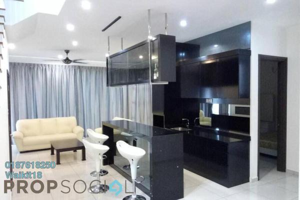 Semi-Detached For Sale in Senibong Cove, Bandar Baru Permas Jaya Freehold Fully Furnished 6R/5B 1.55m