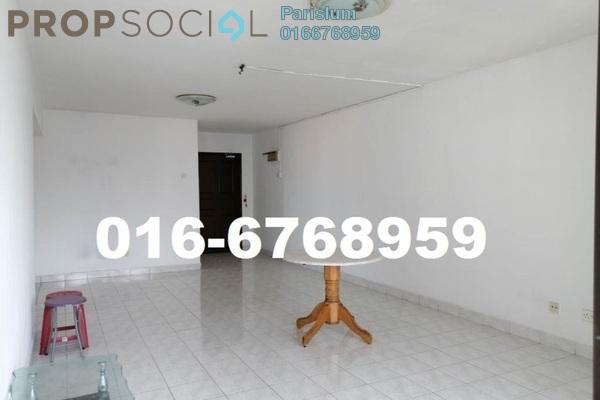 For Sale Condominium at Kenanga Point, Pudu Freehold Fully Furnished 3R/2B 450k