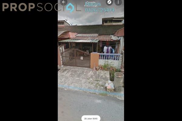 Terrace For Sale in Taman Sri Serdang, Seri Kembangan Leasehold Semi Furnished 3R/1B 370k