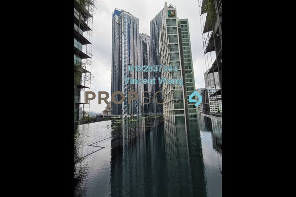 Condominium For Rent in Le Nouvel, KLCC Freehold Semi Furnished 2R/2B 11k