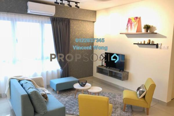 Condominium For Sale in Saville @ Cheras, Cheras South Freehold Fully Furnished 3R/2B 750k