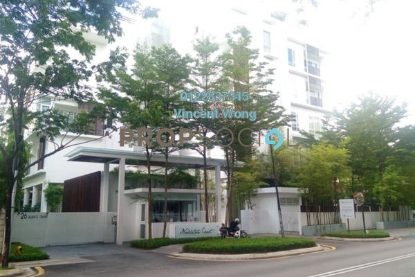 Condominium For Sale in Nobleton Crest, Ampang Hilir Freehold Semi Furnished 4R/3B 3.4m