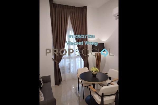 Condominium For Sale in Berlian Residence @ Setapak, Kuala Lumpur Freehold Unfurnished 5R/4B 770k