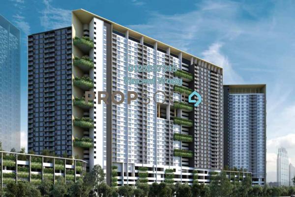 Condominium For Sale in Platinum Splendor Residence, Kuala Lumpur Freehold Unfurnished 3R/2B 500k