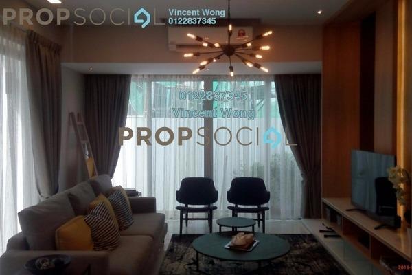 Villa For Sale in Elevia Residences, Bandar Puchong Utama Leasehold Unfurnished 4R/4B 1.28m