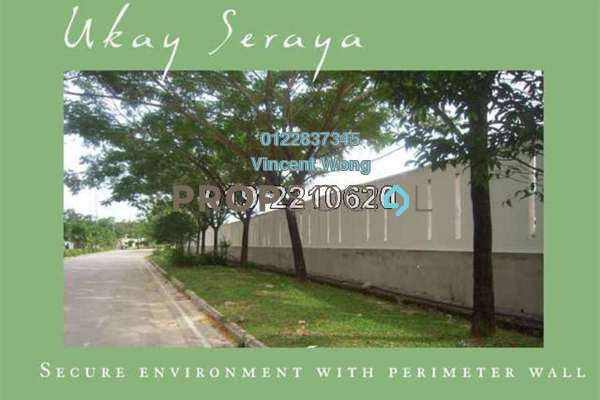 Bungalow For Sale in Ukay Seraya, Ukay Freehold Unfurnished 8R/7B 4.78m