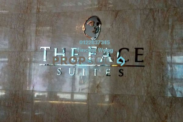 Serviced Residence For Sale in Platinum Suites, KLCC Freehold Fully Furnished 2R/1B 1.45m