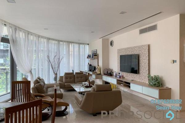Condominium For Sale in K Residence, KLCC Freehold Fully Furnished 3R/4B 3.1m