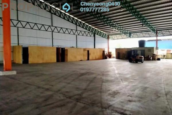For Rent Factory at Kampung Telok Gong , Port Klang Freehold Unfurnished 0R/0B 81k