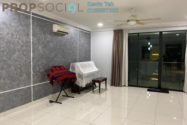 Condominium For Sale in Papillon Desahill, Taman Desa Freehold Semi Furnished 3R/4B 1.45m