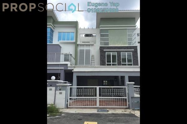 For Sale Terrace at Taman Sri Putra, Sungai Buloh Freehold Unfurnished 5R/4B 580k