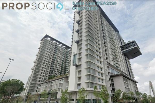 Condominium For Rent in Cantara Residences, Ara Damansara Freehold Fully Furnished 3R/2B 2.4k