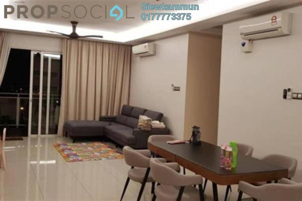 For Sale Condominium at Damansara Foresta, Bandar Sri Damansara Freehold Semi Furnished 3R/3B 780k