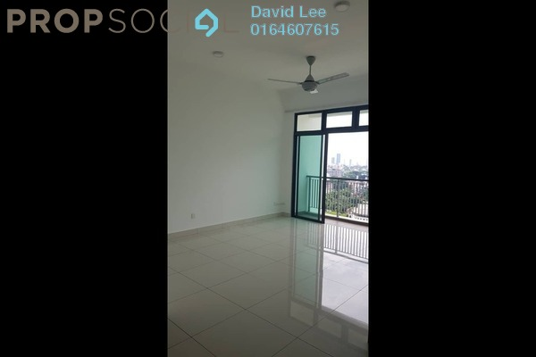 Condominium For Sale in Aspen Residence, Jelutong Freehold Unfurnished 3R/2B 695k