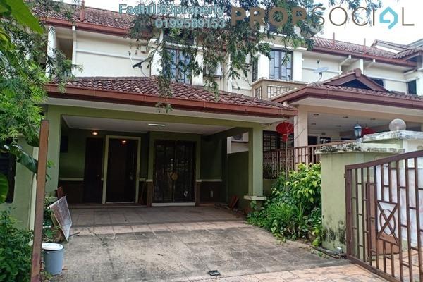 Terrace For Sale in Damai Jasa, Alam Damai Freehold Unfurnished 4R/4B 830k