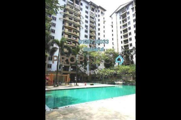 Apartment For Rent in Cyberia SmartHomes, Cyberjaya Freehold Semi Furnished 3R/2B 1k