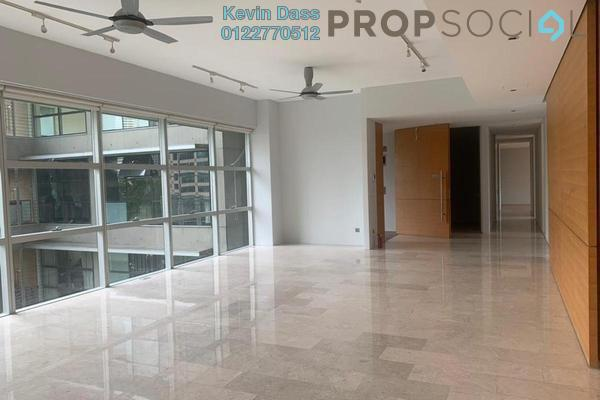 Serviced Residence For Rent in Park Seven, KLCC Freehold Semi Furnished 4R/4B 14.8k