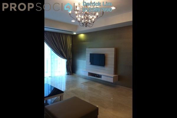 Condominium For Sale in 28 Mont Kiara, Mont Kiara Freehold Fully Furnished 4R/3B 2.3m