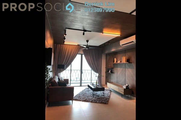 Condominium For Sale in Residensi Sefina, Mont Kiara Freehold Fully Furnished 3R/2B 1.32m