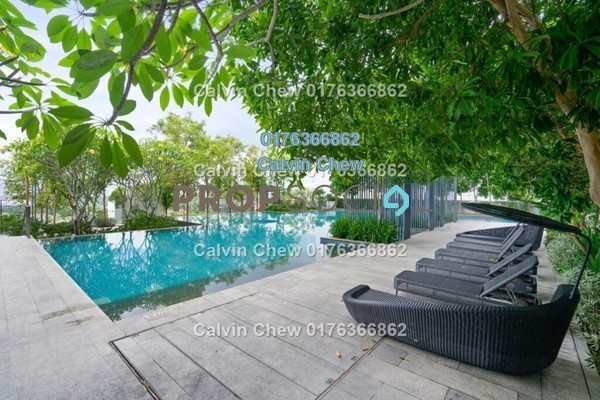 Serviced Residence For Sale in Icon Residence (Mont Kiara), Dutamas Freehold Unfurnished 0R/0B 576k