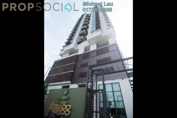 Condominium For Sale in Damai 88, Ampang Hilir Freehold Fully Furnished 2R/2B 1.3m