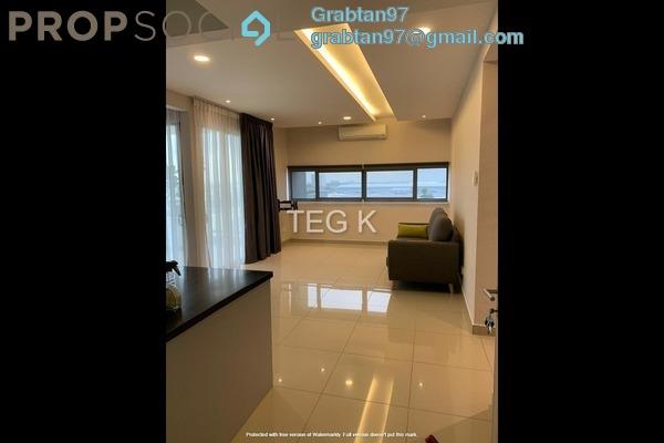 Condominium For Sale in The Armanna @ Kemuning Prima, Kemuning Utama Freehold Semi Furnished 3R/2B 700k