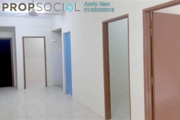 Apartment For Sale in Taman Usaha Jaya, Kepong Freehold Unfurnished 3R/2B 155k