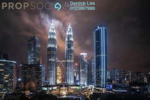 Condominium For Sale in Four Seasons Place, KLCC Freehold Fully Furnished 2R/3B 3.21m
