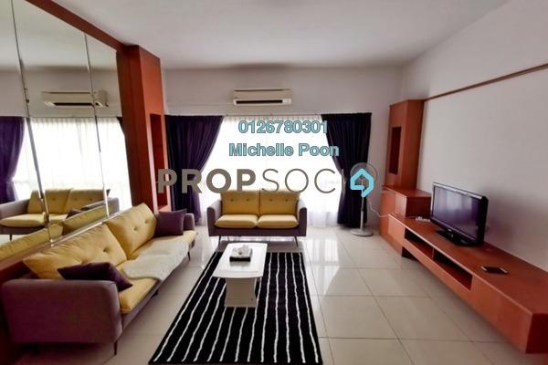 Condominium For Rent in East Lake Residence, Seri Kembangan Freehold Fully Furnished 3R/2B 1.8k