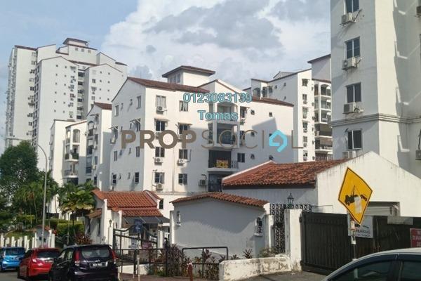 Condominium For Sale in Pantai Hillpark 5, Pantai Freehold Semi Furnished 3R/2B 600k