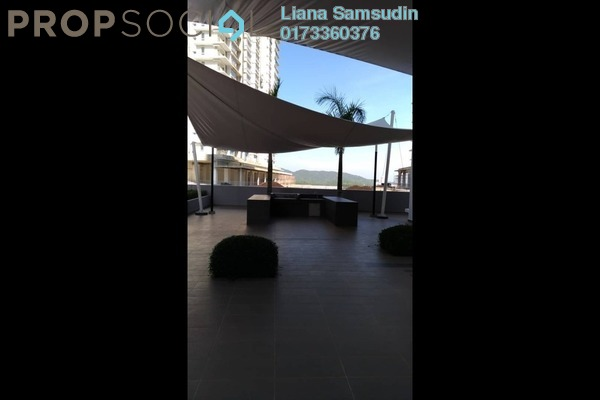 Condominium For Rent in Almyra Residence, Bangi Freehold Unfurnished 3R/2B 1.2k