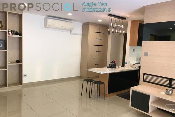 Condominium For Sale in Bangsar Puteri, Bangsar Freehold Semi Furnished 1R/2B 890k