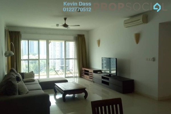 Serviced Residence For Rent in Mont Kiara Banyan, Mont Kiara Freehold Fully Furnished 4R/4B 5.8k