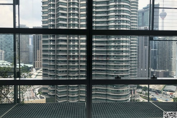 For Sale Condominium at Le Nouvel, KLCC Freehold Semi Furnished 3R/3B 5.41m