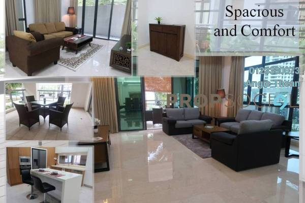 Condominium For Rent in Bangsar Peak, Bangsar Freehold Fully Furnished 4R/4B 13k