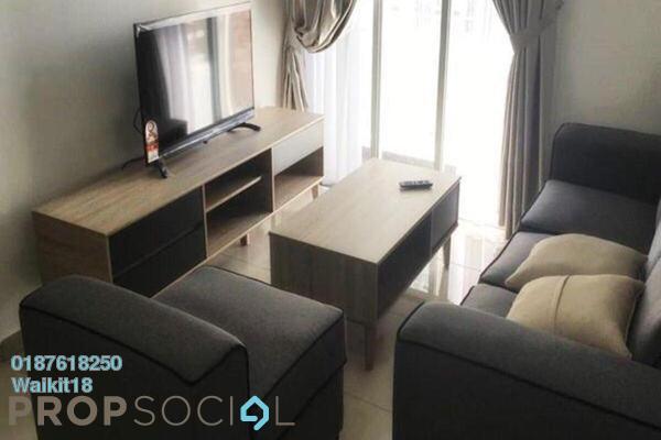 Condominium For Rent in One Sentral, Iskandar Puteri (Nusajaya) Freehold Fully Furnished 2R/2B 1.4k