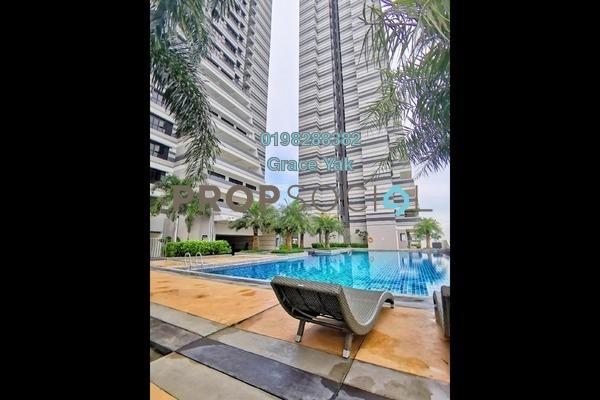 Condominium For Rent in The Meridin @ Medini, Medini Freehold Fully Furnished 3R/2B 1.6k