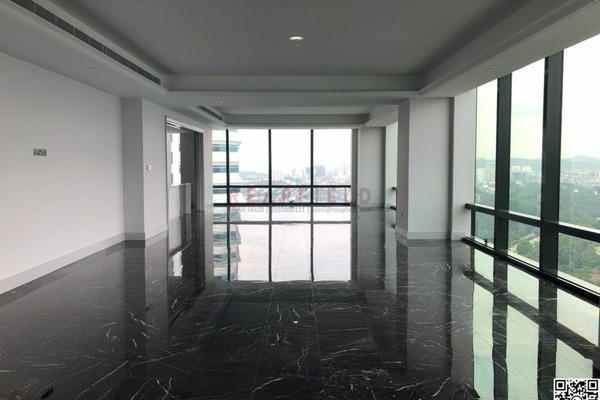For Sale Condominium at St Regis Residences, KL Sentral Freehold Semi Furnished 3R/4B 12.8m