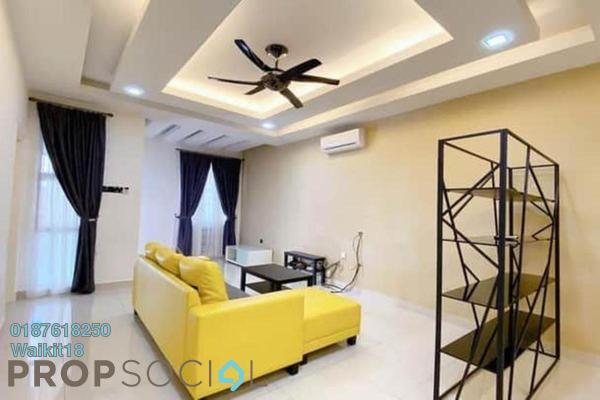 Terrace For Rent in Perjiranan 11, Bandar Dato' Onn Freehold Fully Furnished 4R/5B 1.8k
