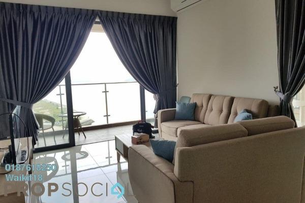 Condominium For Rent in Country Garden Danga Bay, Danga Bay Freehold Fully Furnished 3R/2B 2.2k