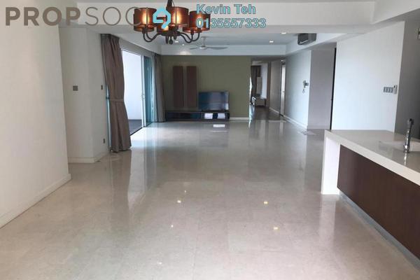 For Rent Condominium at Tiffani Kiara, Mont Kiara Freehold Semi Furnished 4R/5B 8k
